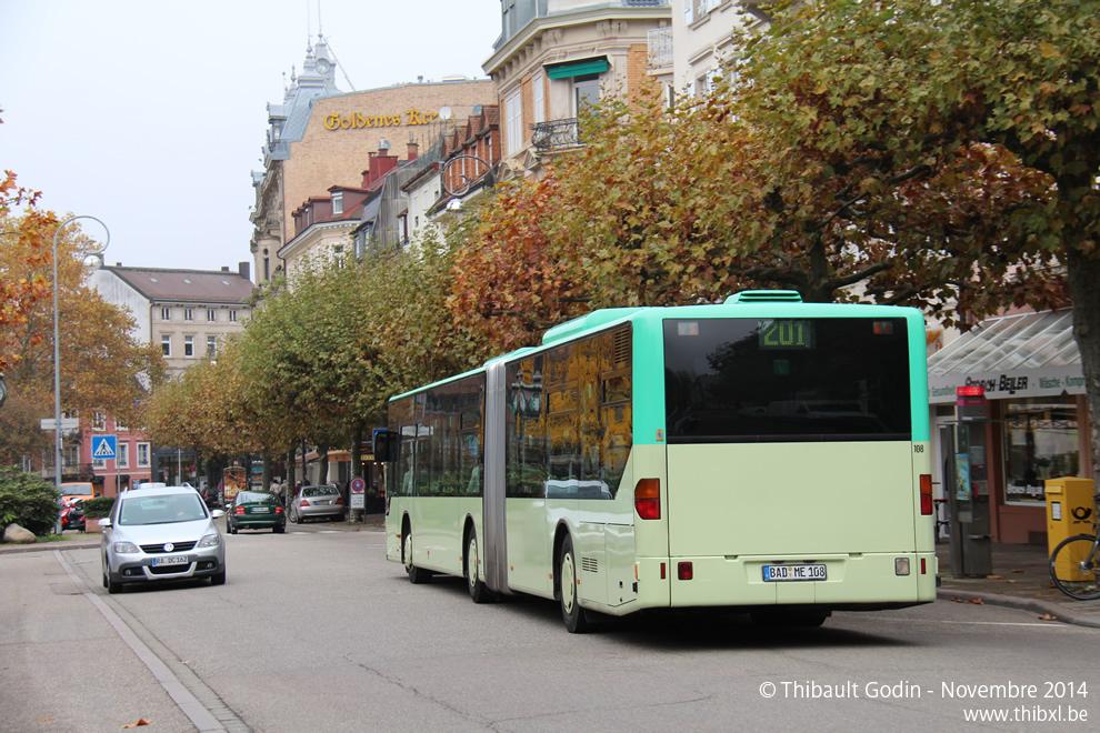 Bus Baden-Baden