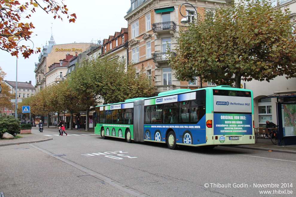 Baden Baden Verkehrsverbund