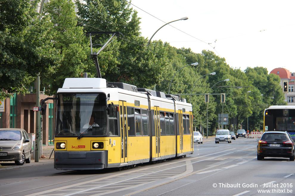 Tram 60 Berlin