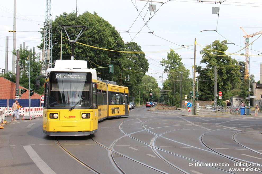 Tram 61 Berlin