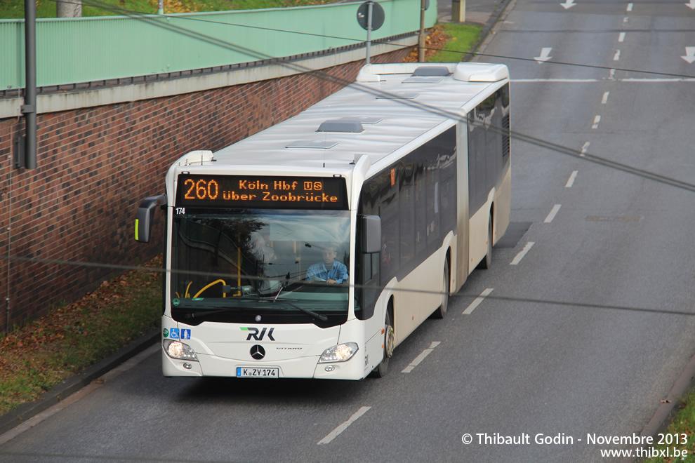Bus 260 Köln