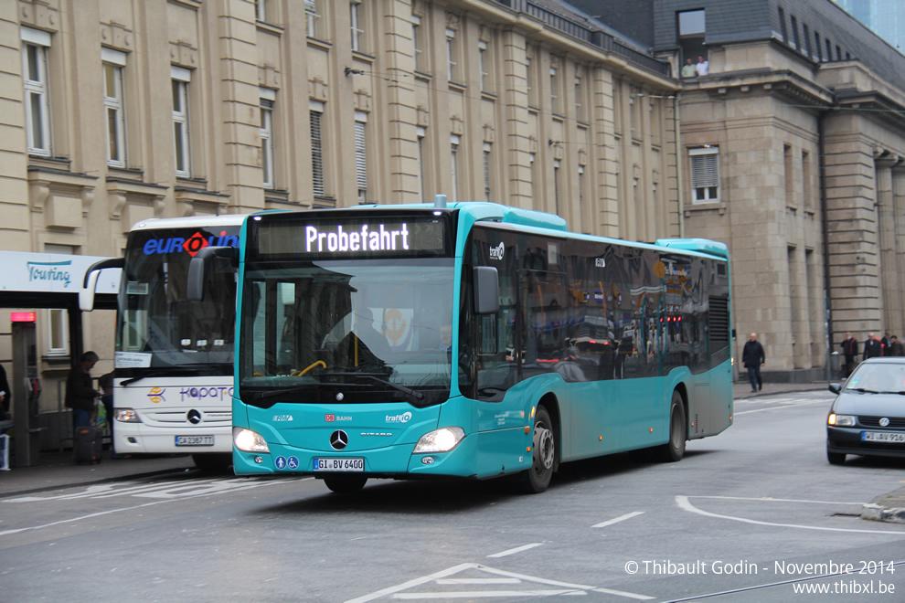 Bus Düsseldorf Frankfurt