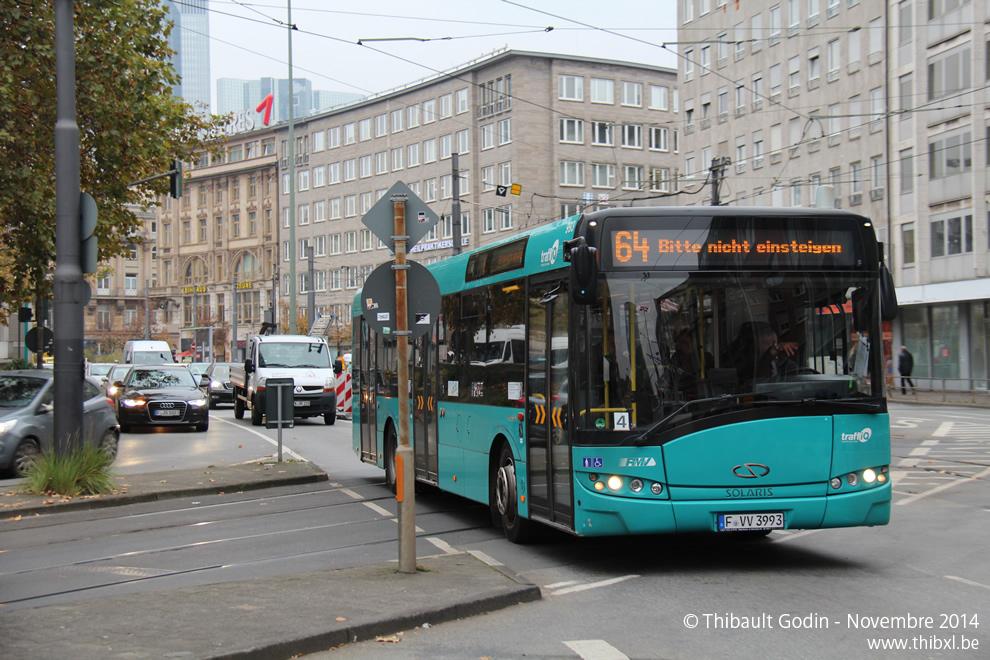 Bus 64 Frankfurt