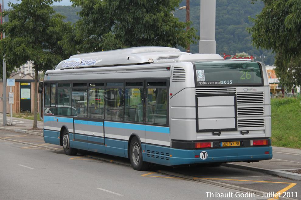 grenoble bus 26. Black Bedroom Furniture Sets. Home Design Ideas