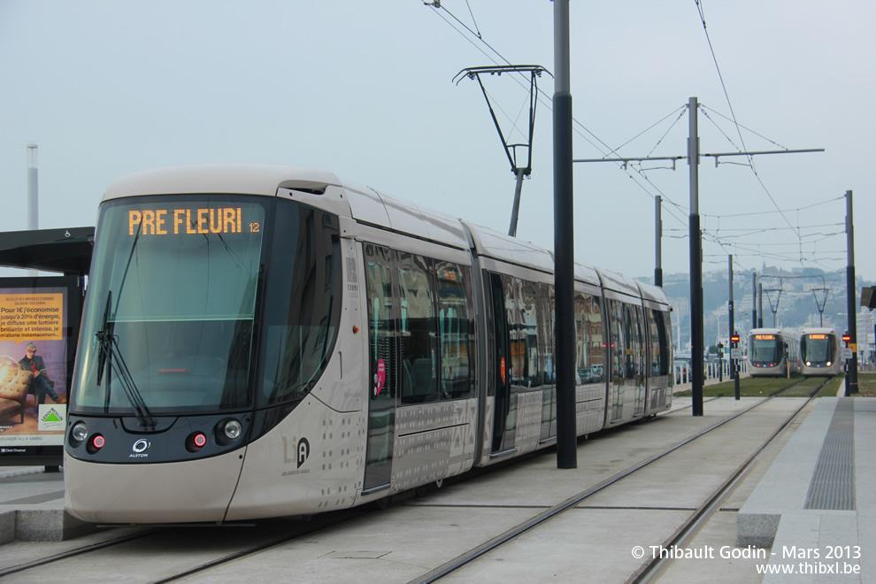 Le Havre Tram B