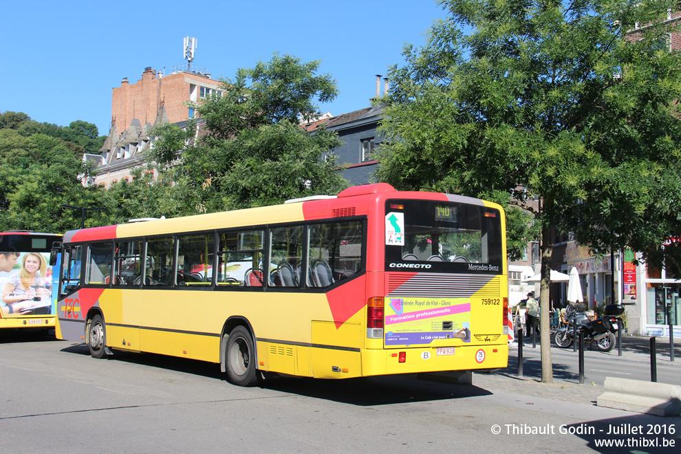 Bus 140 Köln