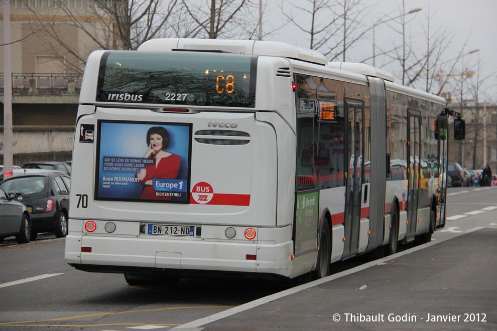 lyon bus c26