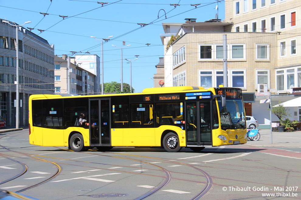 Bus 135 Köln