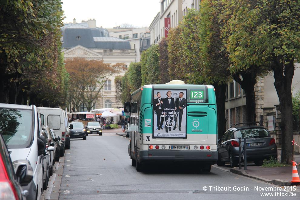 bus 123 stoppesteder