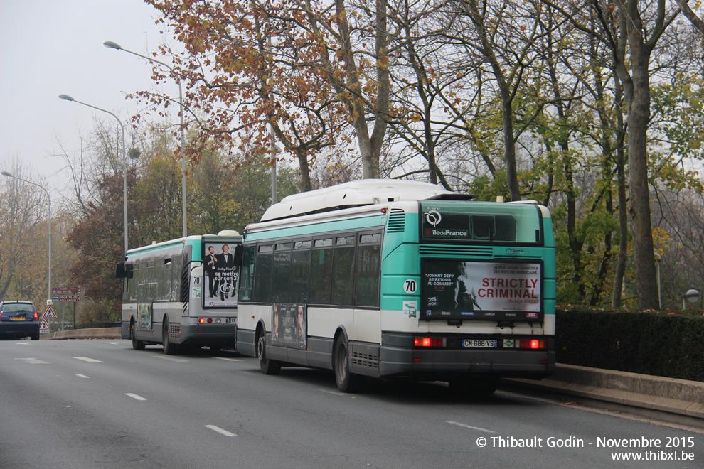 Paris bus 181 - Bus 183 aeroport orly sud porte de choisy ...