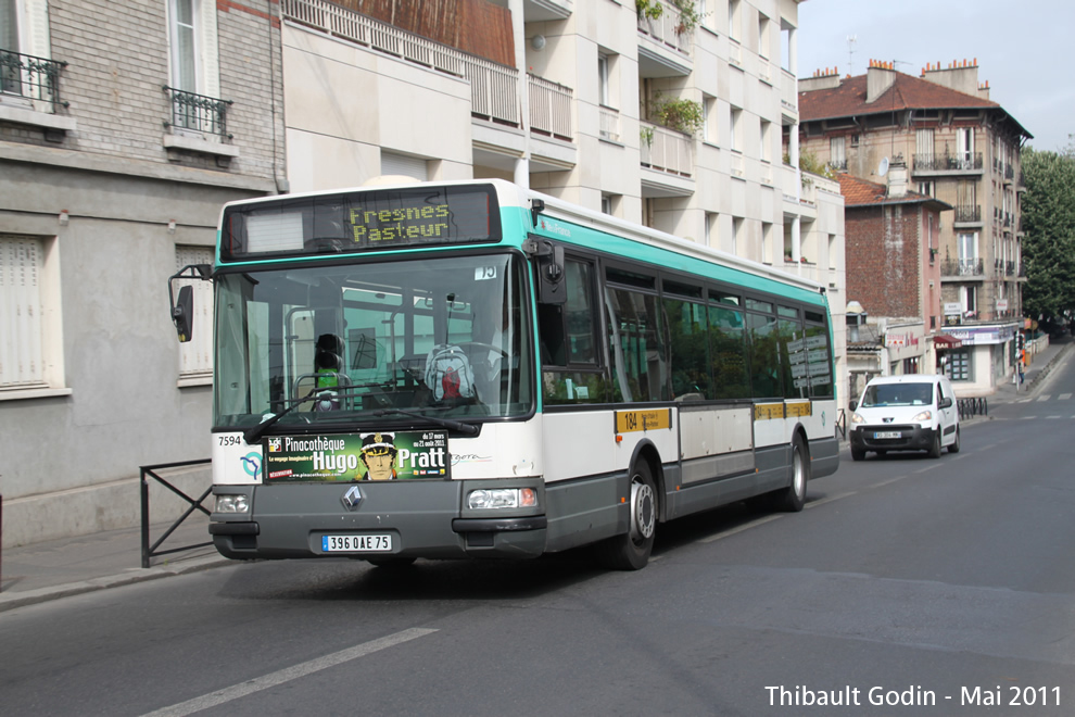 Paris bus 184 - Bus 183 porte de choisy horaire ...