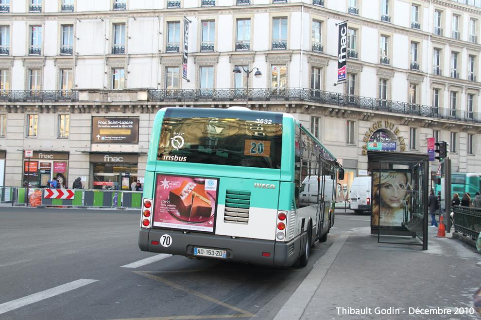 Paris bus 20 - Bus 351 paris ...
