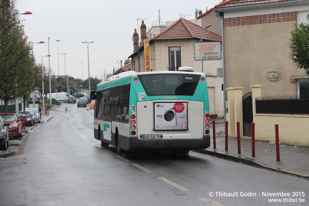 Bus 216 Rungis
