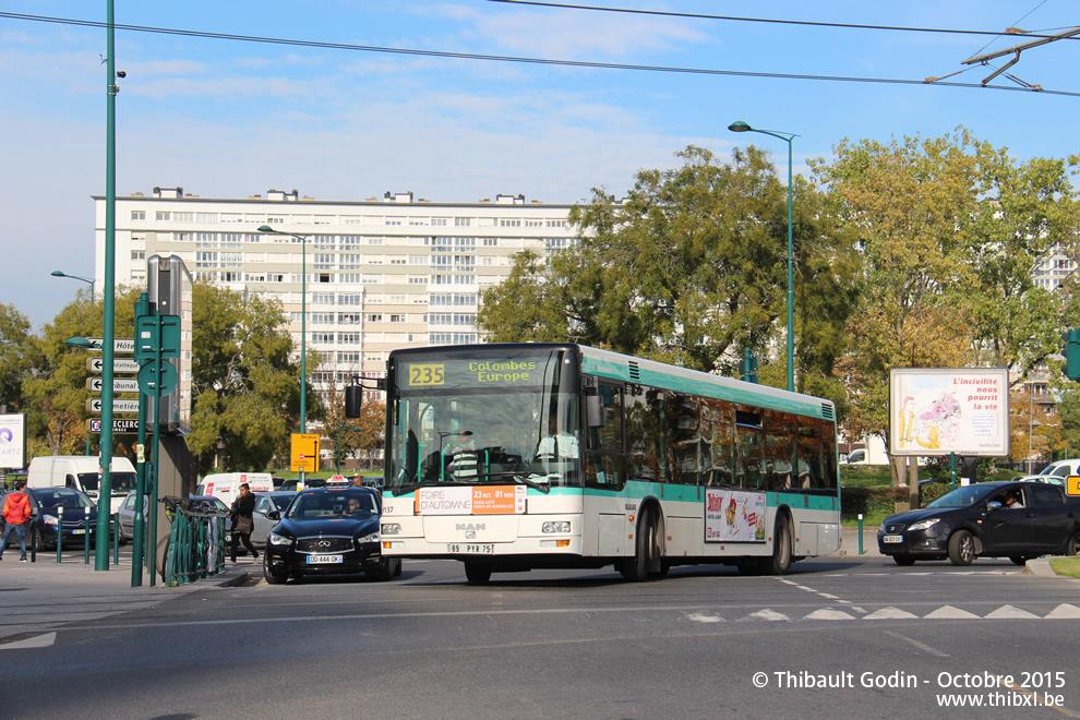Bus  Hotel De Ville De Creteil