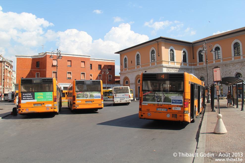 Bus Aeroport Catane Centre Ville