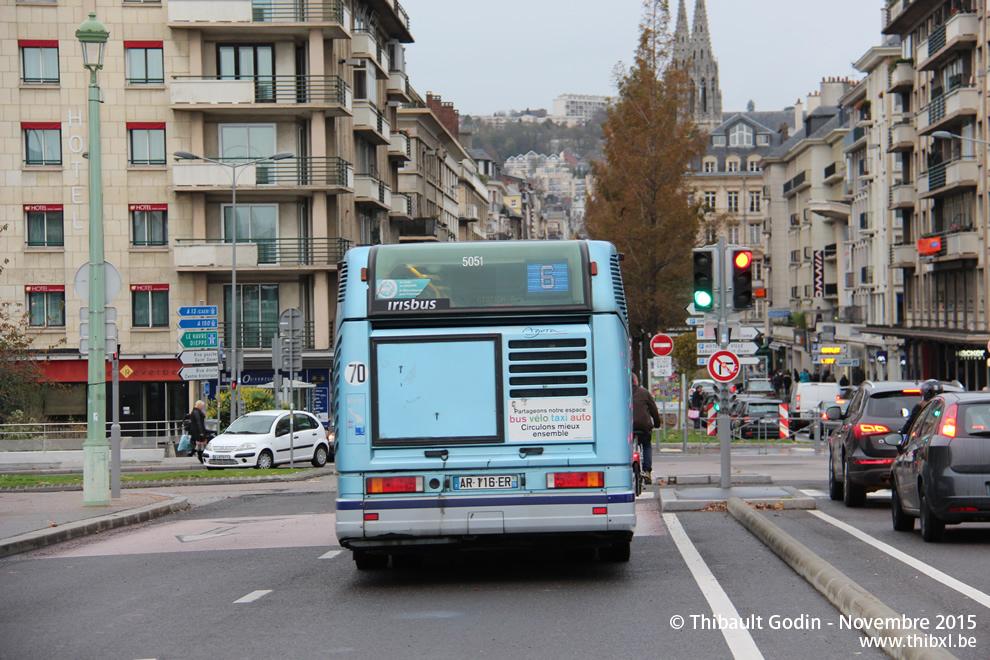 rouen bus 6. Black Bedroom Furniture Sets. Home Design Ideas