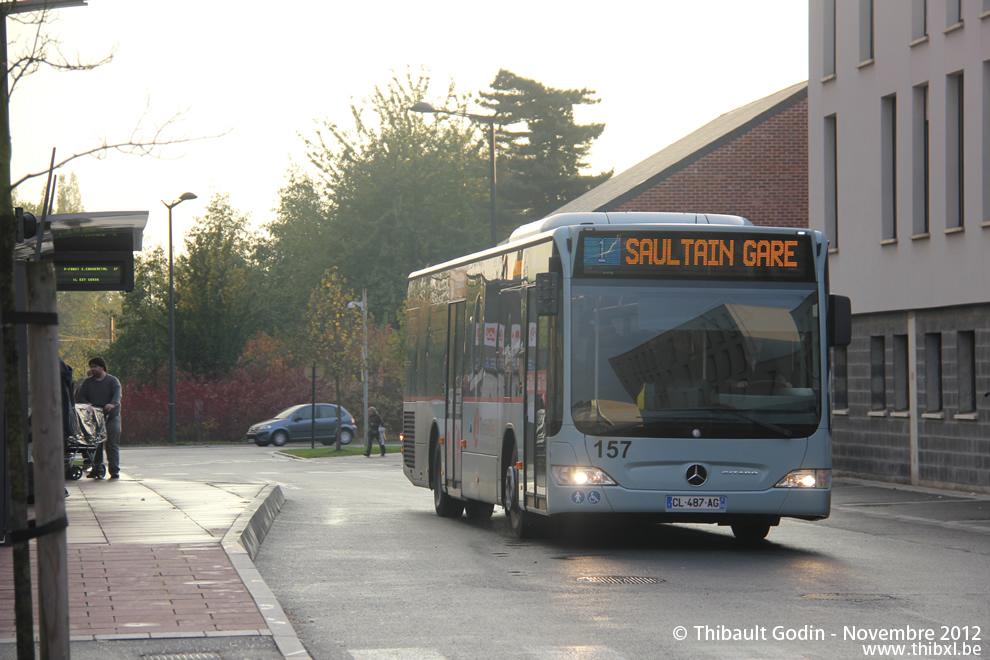 Valenciennes  Photos de bus