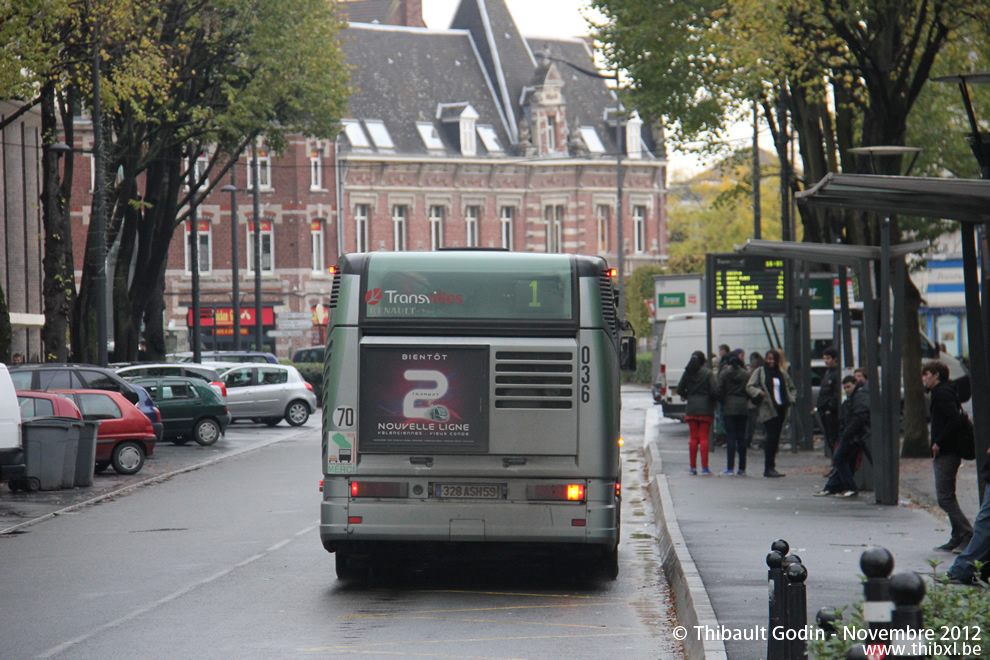 Valenciennes  Photos de bus