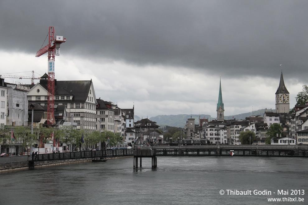 Zurich ville for Piscine zurich